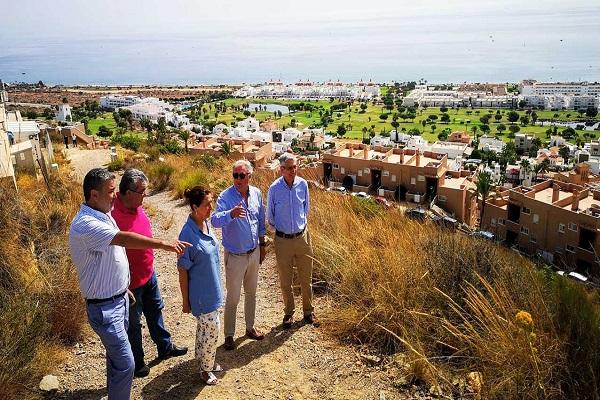 Puerto de Almería instalará un faro marítimo gracias al Ayuntamiento de Mojácar
