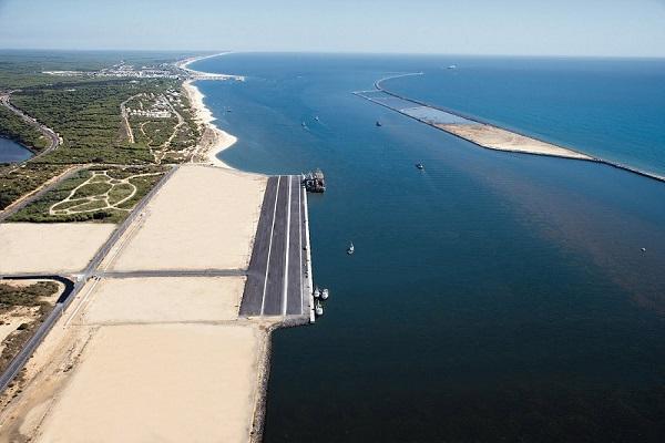 Puerto de Huelva mueve 20 millones de toneladas en julio