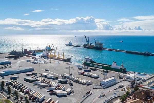 Puerto de Motril espera la tramitación ambiental positiva para comenzar Plan Director