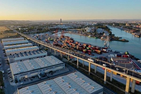 Puerto de Sevilla tendrá la Zona Franca más grande de España