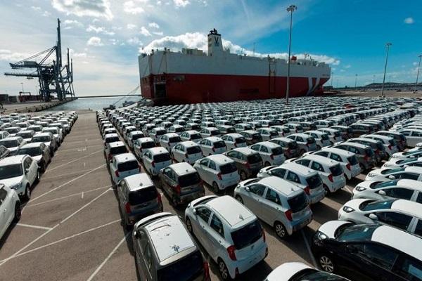 Puerto de Tarragona mejora su puntuación en tráfico de vehículos