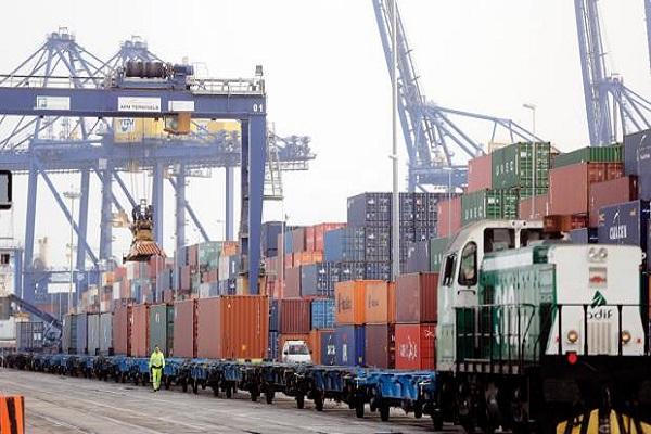 Sistema portuario español manipula más de 284 millones de toneladas en primer semestre