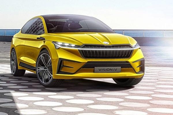 Skoda lanzará dos SUVs eléctricos basados en el prototipo iV Vision