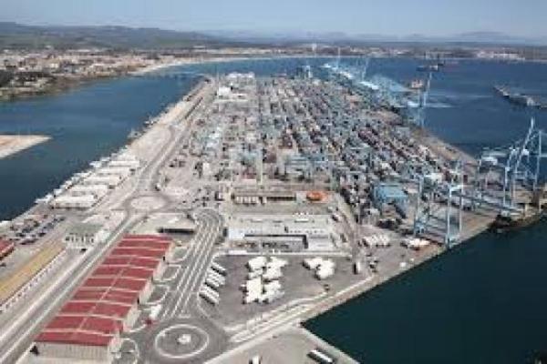 puertos de america