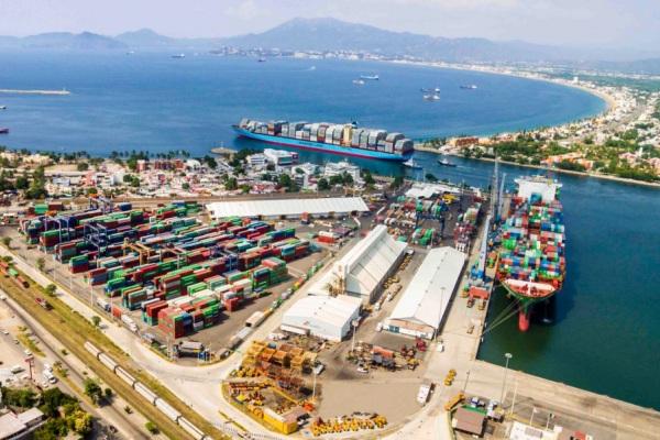 puertos de mexico manzanillo