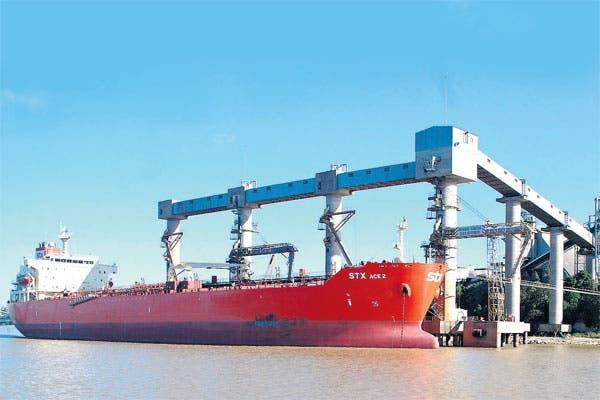 transporte de granos argentina