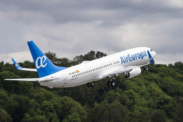 Air Europa España 2019