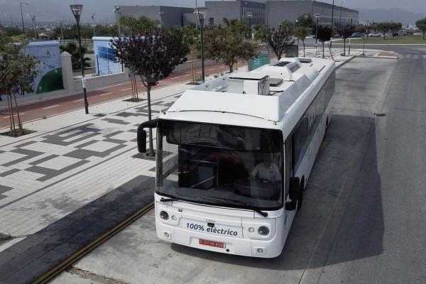 Alstom sistema carga rápida contacto autobuses eléctricos