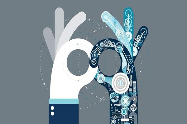 Cadena de suministro funciona de forma óptima mezclando tecnología con trabajo humano