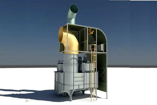 Clean Marine diseña nuevo scrubber más ligero para disminuir gastos de inversión