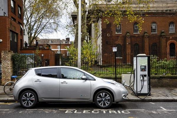 España venta coches eléctricos Europa