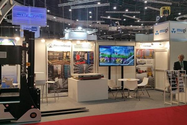 Feria Logistics and Distribution expondrá las innovaciones intralogísticas en Madrid