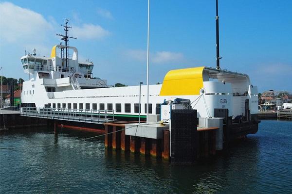 Ferry eléctrico más grande del mundo completa su primer trayecto por Dinamarca