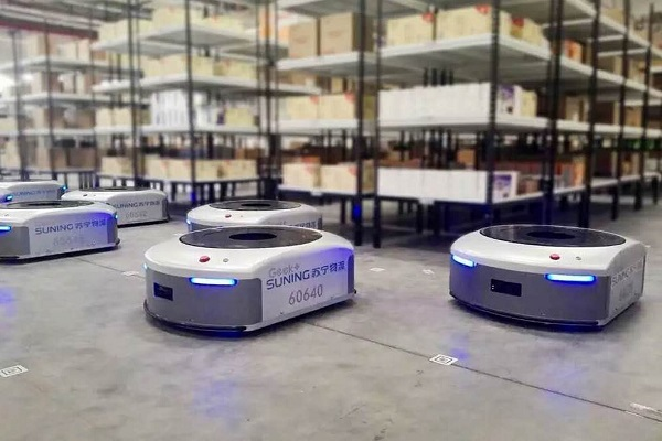 Geek+ lanzará sus robots de picking en España