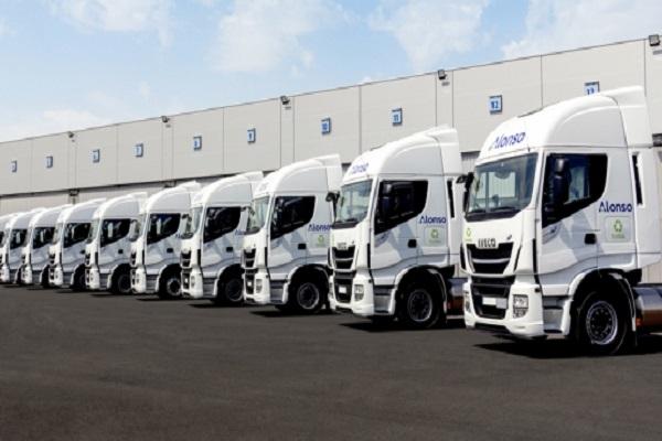 Grupo Alonso se introduce en el sector de la logística refrigerada