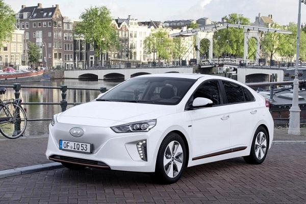 Hyundai IONIQ precio España