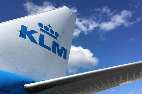 KLM billetes regalo