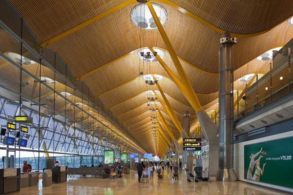 Madrid-Barajas mejores aeropuertos Europa