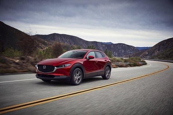 Mazda SUV eléctrico