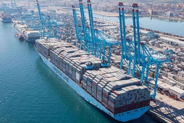 Puerto de Algeciras aumenta 7% tránsito ro-ro de camiones en junio