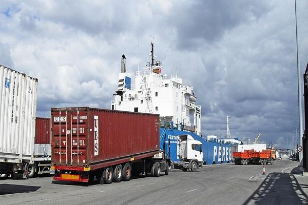 Puerto de Algeciras otorga ensanchamiento del atraque ro-ro de Isla Verde