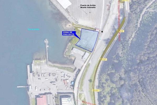 Puerto de Avilés quiere instalar nuevo edificio de servicios
