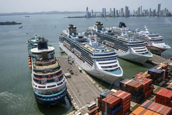 Puerto de Cartagena acogerá 36.000 cruceristas en septiembre