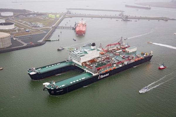 Puerto de Granadilla recibirá al mayor buque del mundo para su reparación