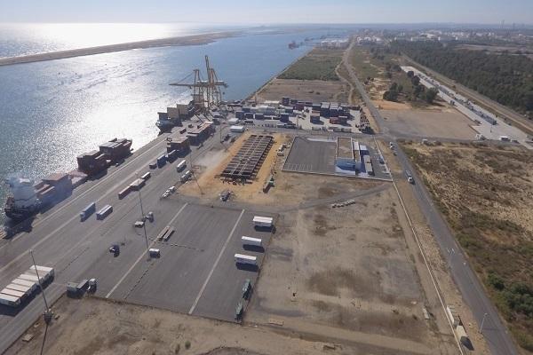 Puerto de Huelva concede el proyecto de red de conducción del hub de frío