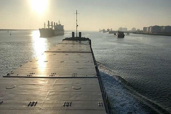 Puerto de Huelva manipula 20 millones de toneladas en julio