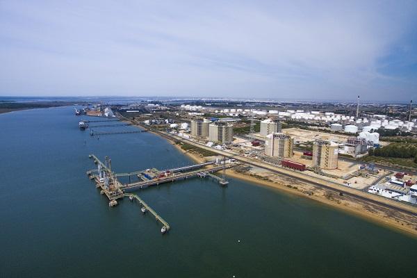 Puerto de Huelva otorga el planteamiento del nuevo Centro de Innovación