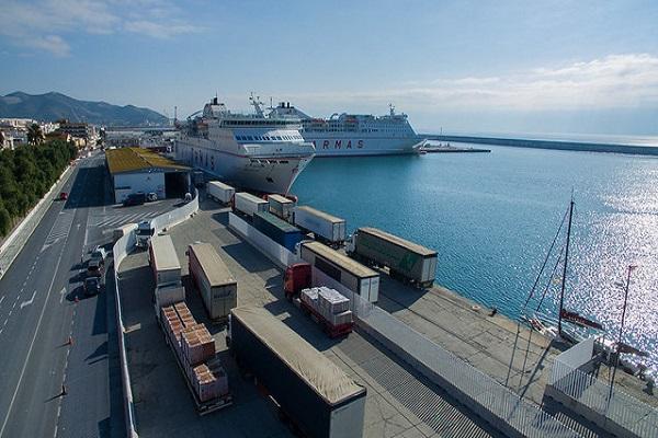 Puerto de Motril otorga obra civil para la seguridad de mercancías ro-ro
