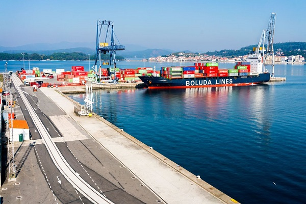 Puerto de Vilagarcía podría ampliar el calado de sus instalaciones