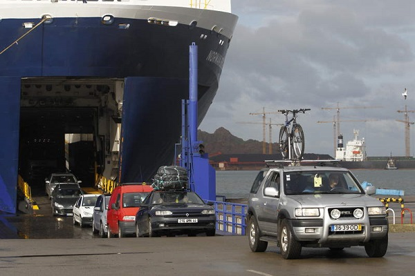 Puertos del Estado avanza en proyecto Autopista del Mar de Gijón
