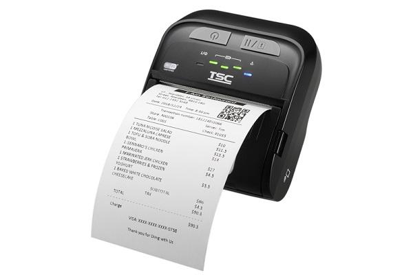 TSC lanza al mercado nueva serie de impresoras móviles TDM