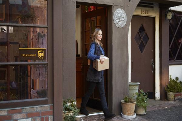 UPS desarrolla una aplicación para facilitar acceso a recogida de pedidos