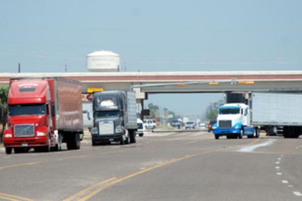 mexico transporte terrestre