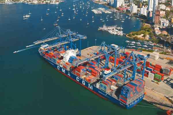 puerto de cartagena colombia