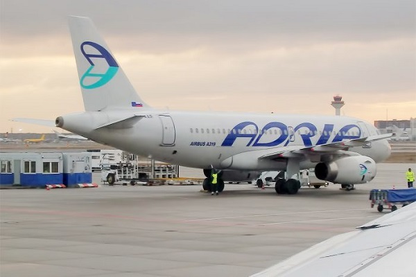 Adria Airways quiebra
