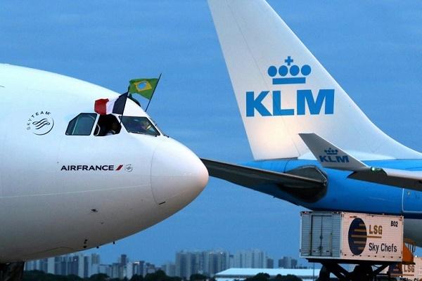 Air France-KLM España invierno 2020