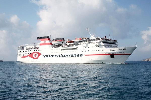 Armas Trasmediterránea fortalece conexiones marítimas en archipiélago canario