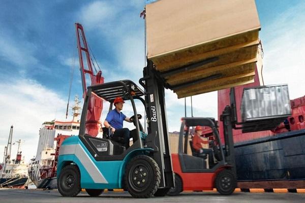 Baoli mejora sus carretillas KBD con nuevas capacidades de carga residual