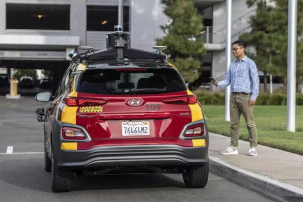 BotRide carsharing sin conductor Hyundai
