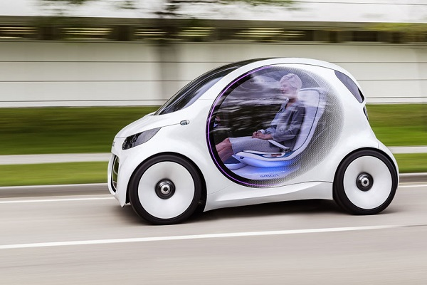 Coches eléctricos 2040