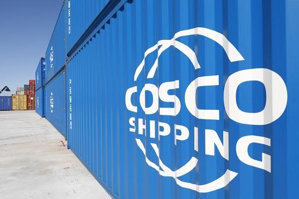 Cosco apuesta por mejorar actividades logísticas en el interior de España