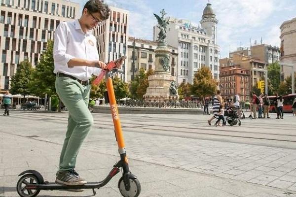 DGT España patinetes