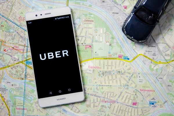 Expensya Uber viajes de negocios