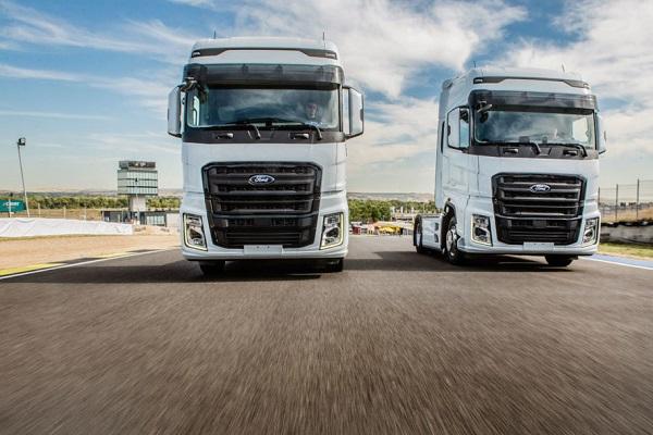 Ford Trucks F-Max España