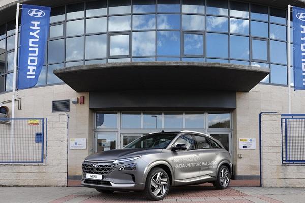 Hyundai Asociación Española del Hidrógeno