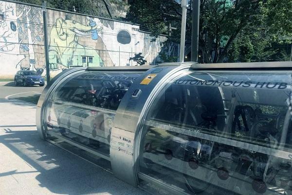 Intelligent Mobility Santander parking
